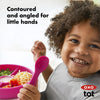 OXO Tot Silicone Spoon Twin Pack - Pink