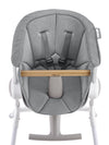 Beaba - Grey Textile Seat for Highchair
