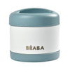 Beaba Stainless Steel Isothermal Portion 500ml - Blue