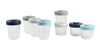 Beaba Toddler Stackable Food Jars - 150mls & 250mls