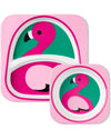 Skip Hop Zoo Melamine Set - Flamingo