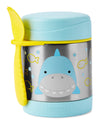 Skip Hop Zoo Simon Shark Insulated Food Jar