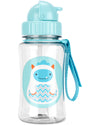 Skip Hop Zoo Winter Yeti Straw Bottle