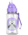 Skip Hop Zoo Winter Owl Straw Bottle