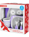 Skip Hop Zoo Winter Owl Mealtime Gift Set