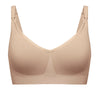 Bravado Designs Full Cup Body Silk Seamless Nursing Bra - Butterscotch