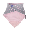 Cheeky Chompers Neckerchew - Polkadot Pink