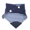 Cheeky Chompers Preppy Stripes Neckerchew - Medium