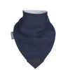 Cheeky Chompers Navy Neckerchew - Large