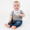 Cheeky Chompers Muslin Neckerchew - Cheeky Hippo