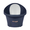 Shnuggle Bath with Plug - Navy