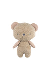 Bubble - Beanie the Bear Knitted Plush Cuddly Toy