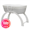 Shnuggle - Grey Dreami Clever Baby Sleeper
