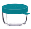 Beaba - 150ml Blue Conservation Glass Jar
