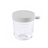 Beaba 250ml Conservation Jar - Grey