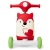 Skip Hop - Zoo Ride On Toy - Fox