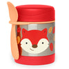 Skip Hop Zoo Fergus Fox Insulated Food Jar