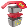 Skip Hop - Zoo Stainless Steel Lunch Kit - Monkey