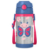 Skip Hop Zoo Blossom Butterfly Insulated Stainless Steel Bottle