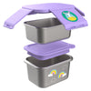 Skip Hop Zoo Eureka Unicorn Stainless Steel Lunch Kit