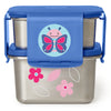 Skip Hop - Zoo Stainless Steel Lunch Kit - Butterfly