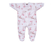 Plum - Blossom 3.0 Tog Cotton Jersey Walker