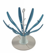 Beaba - Blue Flower Foldable Drying Rack