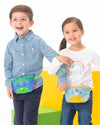 Skip Hop Zoo Dakota Dinosaur Hip Pack