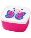 Skip Hop Zoo Blossom Butterfly Snack Box Set
