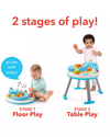 Skip Hop Explore & More Let's Roll Activity Table