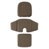 Oxo Tot - 3 Piece Sprout Chair Cushion Set  - Taupe