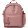 Skip Hop - Greenwich Simply Chic Backpack- Dusty Rose