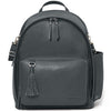 Skip Hop - Greenwich Simply Chic Backpack- Smoke