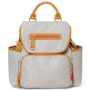 Skip Hop - Grand Central Diaper Backpack - French Stripe