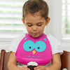 Make My Day - What A Hoot Owl Bib
