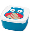 Skip Hop Zoo Otis Owl Snack Box Set