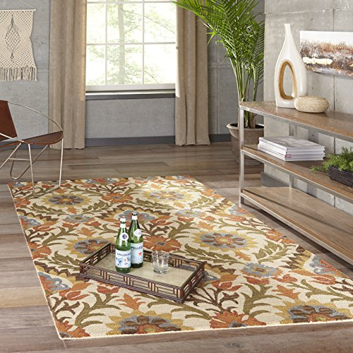 Momeni Rugs TANGITAN 9GLD3656 Collection Transitional - Bedding Nest