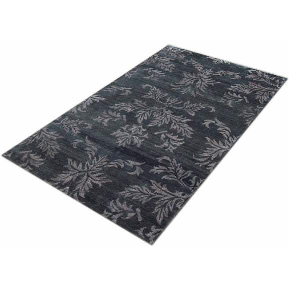 Floral Hand tufted silk Rugs(Made in India) - Bedding Nest