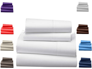 1000 Thread count- 100% Egyptian cotton bed sheet set