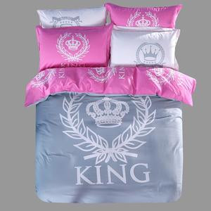 800 TC-100% Cotton Royal Bedding set