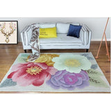 100% Wool Ingredient for Hallway Aisle Corridor doorway large Mat Rugs Decoration Floor rug floral carpets