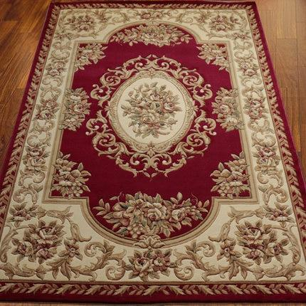 carpets for bedroom promotion rugs Luxury Whole Floral Large size Custom European carpet 100% wool mats Wool carpets