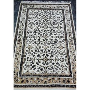 100% Hand Knotted Wool rugs