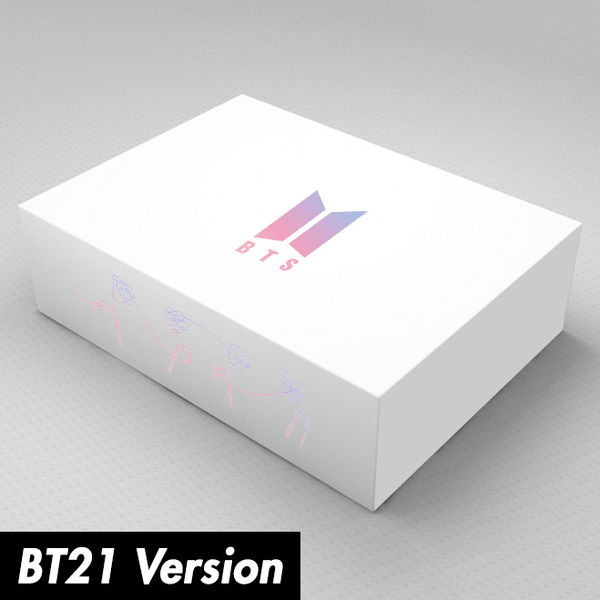 BTS 'ARMY' BOX BT21 Version The KPOP Dept. - KPOP AIR