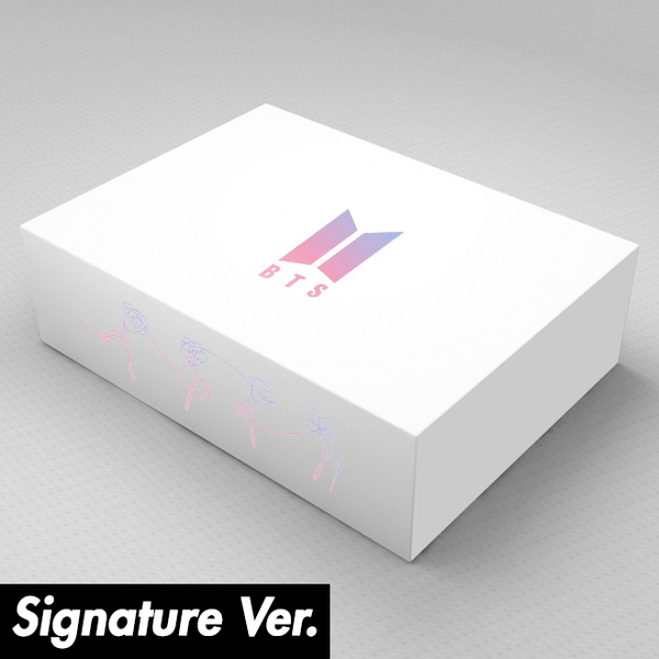 BTS 'ARMY' BOX Member Signature Version The KPOP Dept. - KPOP AIR