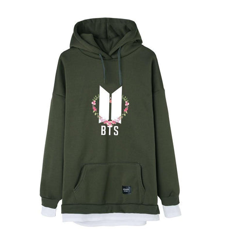 BTS 'Love Yourself: Flower' Hoodie The KPOP Dept. - KPOP AIR
