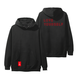 BTS WORLD TOUR 'Love Yourself Hoodie