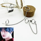 BTS V 'DNA' Earrings The KPOP Dept. - KPOP AIR