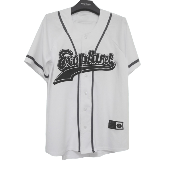 EXO Baseball Jersey The KPOP Dept. - KPOP AIR