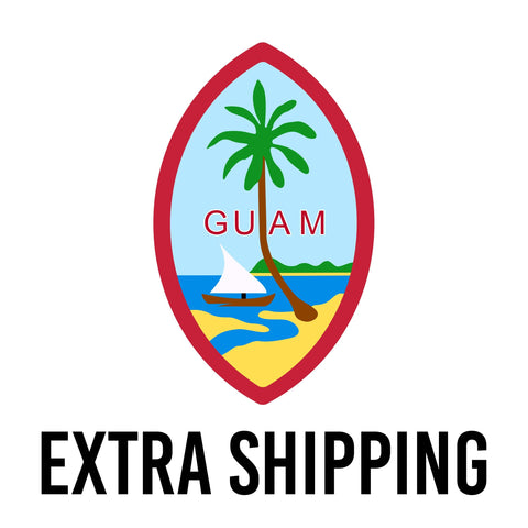 Guam Extra Shipping Cost The KPOP Dept. - KPOP AIR